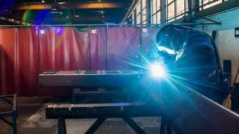 In der Metallindustrie sieht man die aktuelle Auftragslage als «ungenügend». (Symbolbild)
