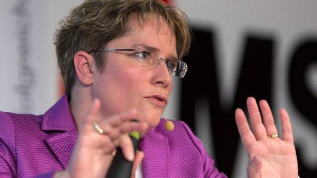 Ems-Firmenchefin Magdalena Martullo-Blocher (Archiv)
