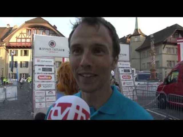 Zofinger Stadtlauf: Interview mit dem OK-Präsidenten