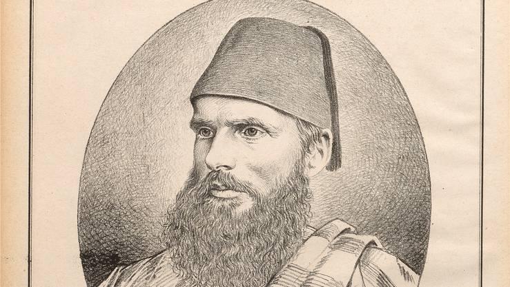 Ein Schweizer in fremden Diensten: Afrikaforscher Werner Munzinger Pascha war auch im heutigen Eritrea.