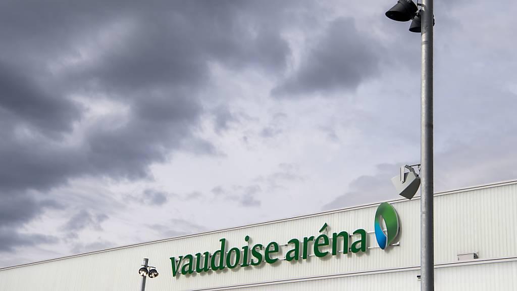 Lausanne verschiebt Vorbereitungsstart auf Eis