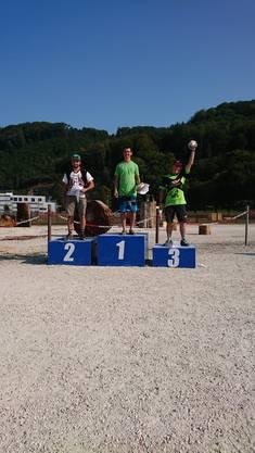 Debi startete am Sonntag in einer höheren Kategorie und fuhr aufs Podest! 3. Rang