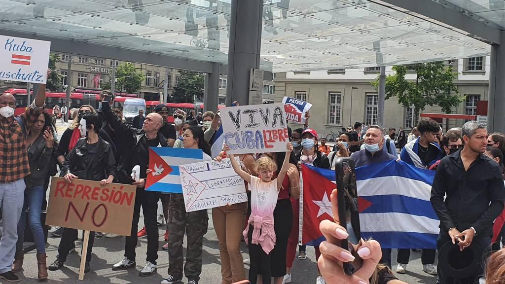 «Höchste Zeit, dass es in Kuba zu einer weiteren ‹Revolution› kommt»