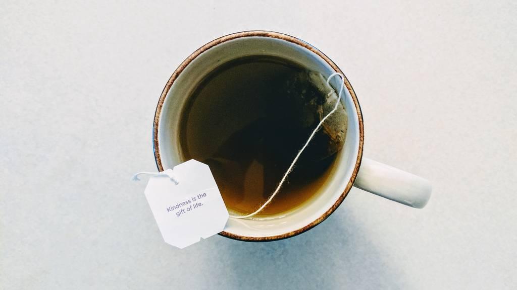 Tea-Time in Zürich