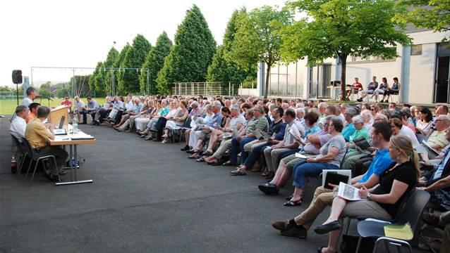 Bereits an der Gemeindeversammlung im Sommer wurde eine Steuerfusserhöhung angekündigt.
