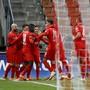 Vaduzer Jubel über den ersten Saisonsieg - 4:1 gegen Sion