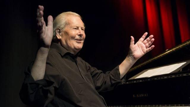 George Gruntz: «Ich kann nicht aufhören, den Jazz zu leben.»