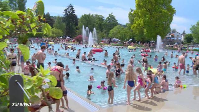 Rekord-Start für Zürcher Badis