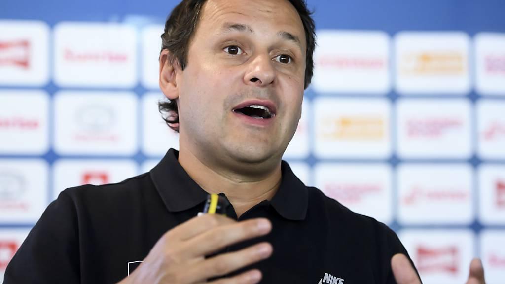 Ralph Stöckli, Chef de Mission von Swiss Olympic, äussert sich zu den Wünschen von Swiss Olympic