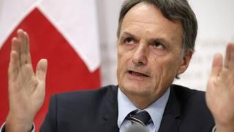 Mario Gattiker: «Früher hatte die Schweiz rund acht Prozent aller Flüchtlinge – heute sind es drei Prozent.» (Archiv)