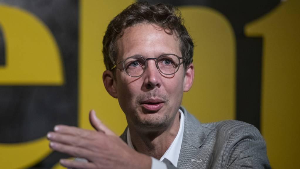 Eine grosse Partei braucht eine Person, «die vorne hinstehen kann», sagt Politologe Michael Hermann. (Archivbild)