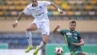 Er trifft und trifft und trifft: Aldin Turkes erzielt auch im Lausanner Stadtderby einen Treffer
