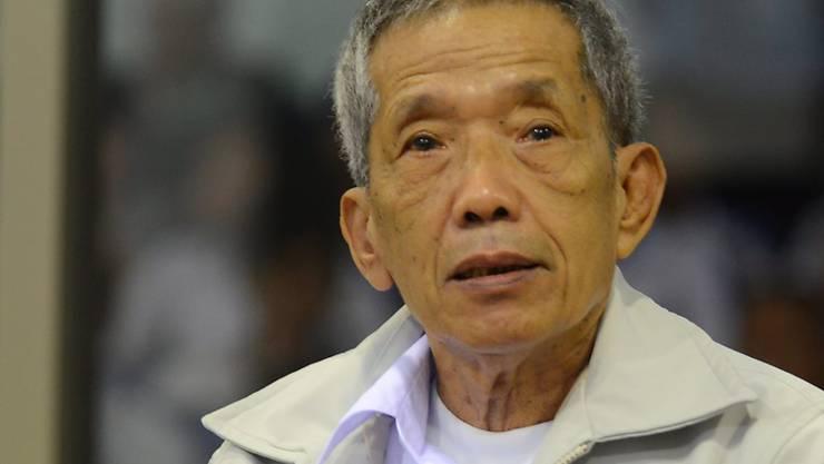Der frühere Folterchef der Roten Khmer, Kaing Guek Eav genannt Duch, ist tot. (Archivbild)