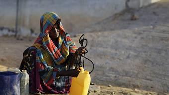 Das Wasser ist knapp: Seit mehr als zwei Jahren hat es im Osten Afrikas nicht mehr geregnet. (Archiv)