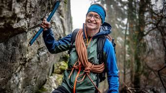 Ueli Kölliker ist leidenschaftlicher Bergsteiger – der Gletscherschwund beschäftigt ihn und den SAC sehr.