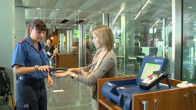 Neue Kontrollen am Flughafen