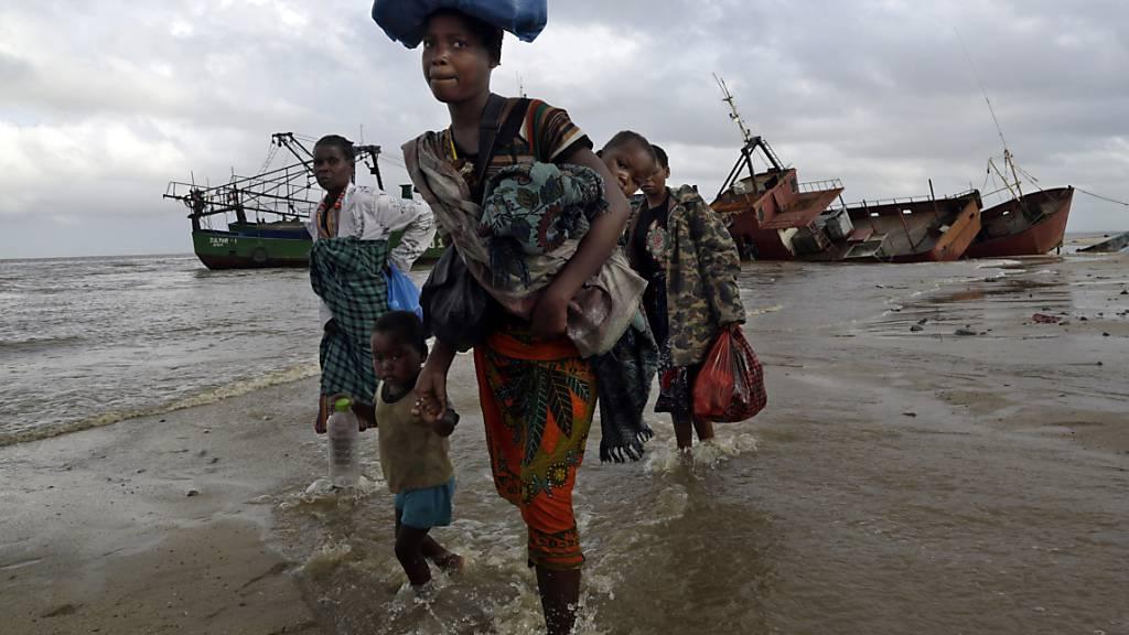 Über 1000 Migranten bei Überfahrt nach Europa gestorben