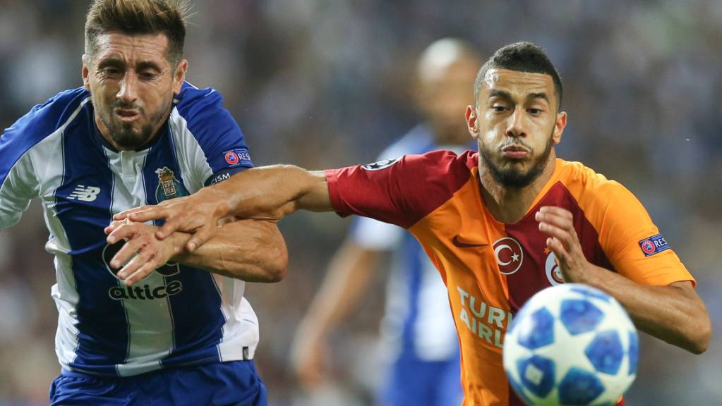 Younes Belhanda wurde bei Galatasaray rausgeworfen.