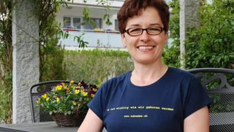 Hebamme Luzia Grauwiler aus Niederrohrdorf legt schwangeren Frauen ans Herz, wenn möglich auf einen Kaiserschnitt zu verzichten
