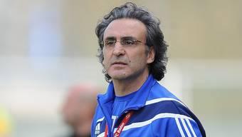 Trainer aus Leidenschaft: Badens Domenico Sinardo (Archivbild)