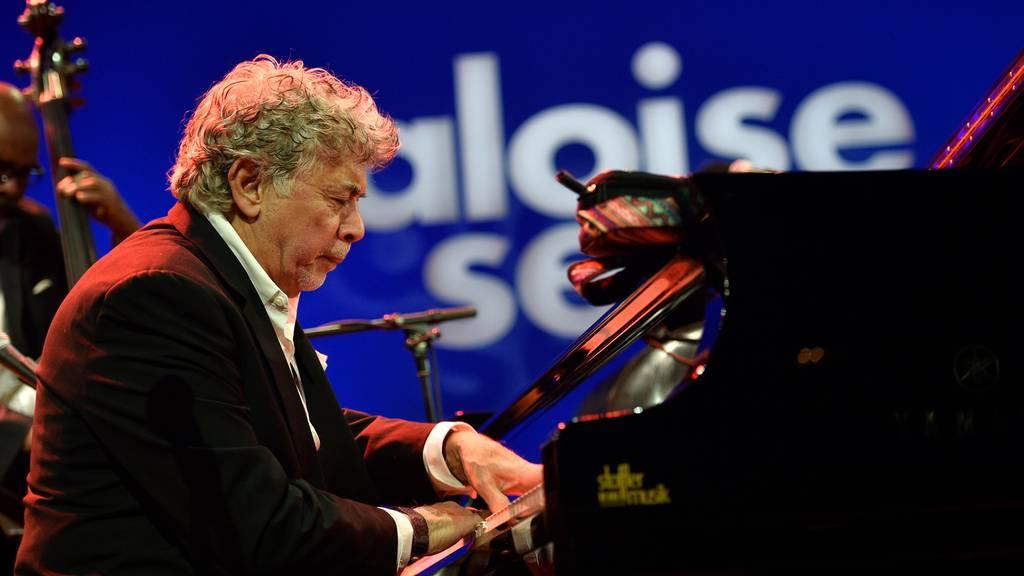Konzert der Baloise Session - Monty Alexander