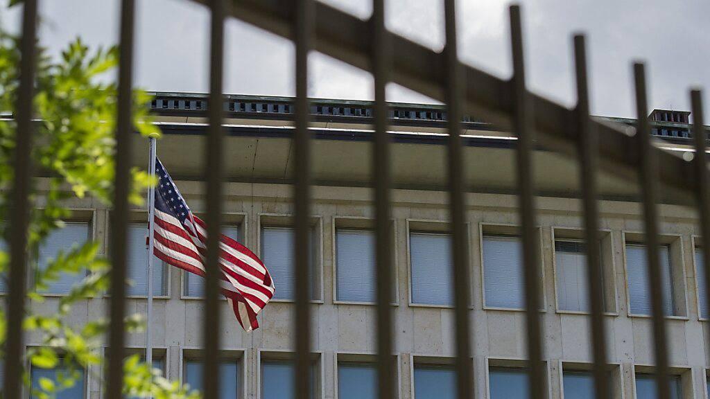 Biden nominiert Scott Miller als US-Botschafter in der Schweiz
