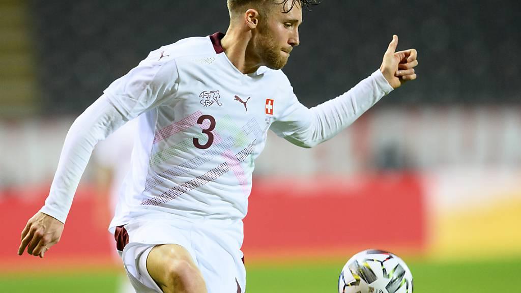 Corona-Fall im Nationalteam: Schweiz ohne Widmer gegen Spanien