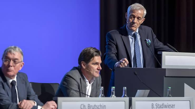 Der Kanton Basel-Stadt möchte bei der MCH Group bei einer allfälligen Kapitalerhöhung nicht mitziehen. Die Regierung lässt sich aber ein Hintertürchen offen.