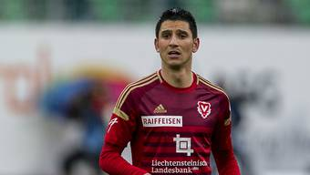 Erzielte für Vaduz im Auswärtsspiel in Mazedonien das 1:1: Moreno Costanzo