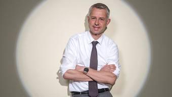 Will die Schweiz ins Scheinwerferlicht rücken: Nicolas Bideau, Chef von Präsenz Schweiz.Remo Nägeli/EQ Images