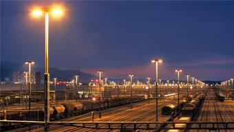 Der Rangierbahnhof Limmattal raubt den Anwohnern nachts den Schlaf.