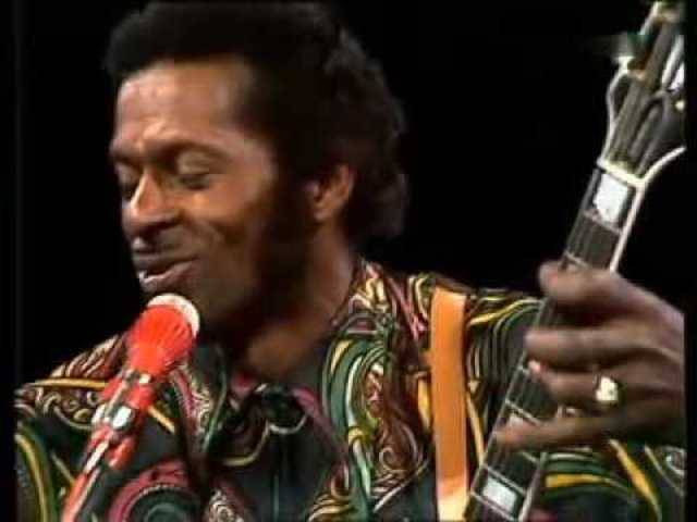 Chuck Berry - Roll over Beethoven (Live 1972)
