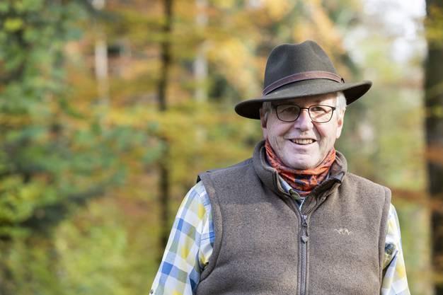 Rainer Klöti, Präsident der Jagdgesellschaft Schenkenberg