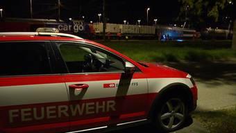Zum Unfall kam es am Freitagabend im Bahnhof in Romanshorn. Kurz nach 22 Uhr prallte eine Güterwagenkomposition in einen stehenden Güterwagen. Dabei wurde ein 22-jähriger Arbeiter leicht verletzt. Er wurde mit der Rega ins Spital gebracht.