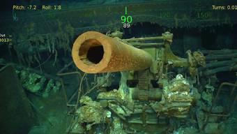 1942 ist «Lady Lex» vor der australischen Küste versenkt worden, jetzt haben Forscher sie aufgespürt.