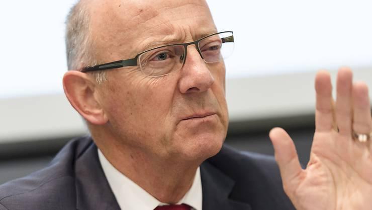 Hans Ziegler wird Insiderhandel und Marktmanipulation vorgeworfen.