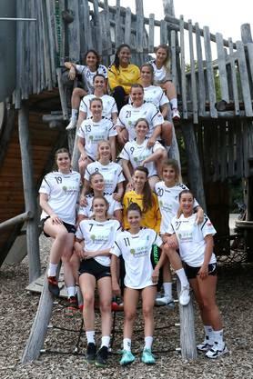 1. Damenmannschaft der HSG Leimental
