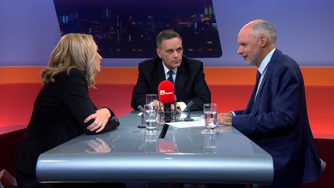 Regierungsrats-Duell: Gallati gegen Feri