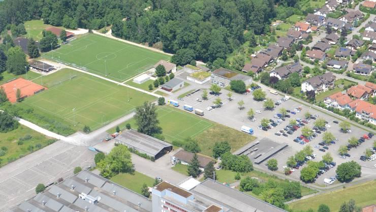 Der Gemeinderat will das Areal Widi in Zuchwil verkaufen.