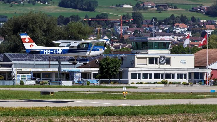 Weil Skyguide den vertraglichen Verpflichtungen nicht nachkommen kann, wird der Flugbetrieb während dreieinhalb Stunden komplett eingestellt.
