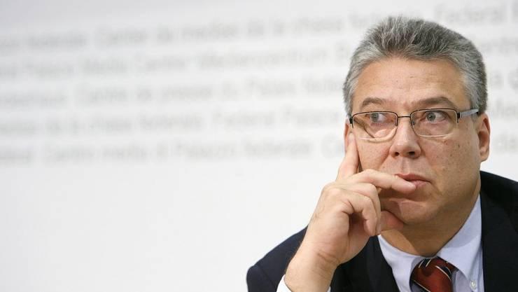 Angriffig: Filippo Lombardi will eine Protestnote nach Rom schicken.