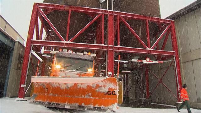 Carunfall-Brücke war doppelt gesalzen