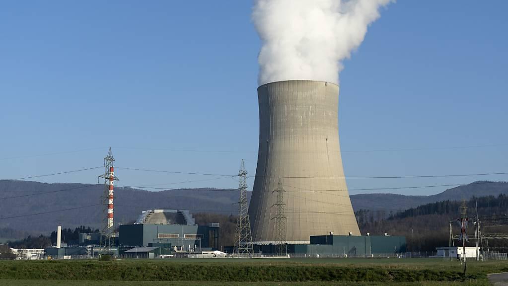 Das Atomkraftwerk Gösgen im Kanton Solothurn. (Archivbild)