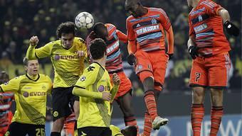 Borussia Dortmund schaffte das Wunder gegen Marseille nicht