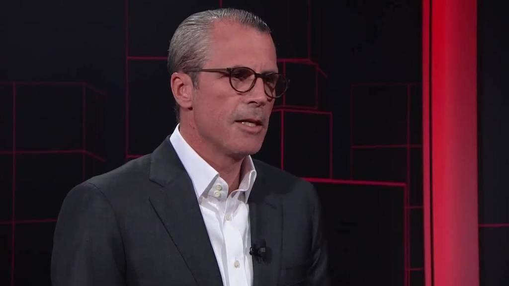 «CEO Talk» mit dem Unternehmer Philippe Gaydoul