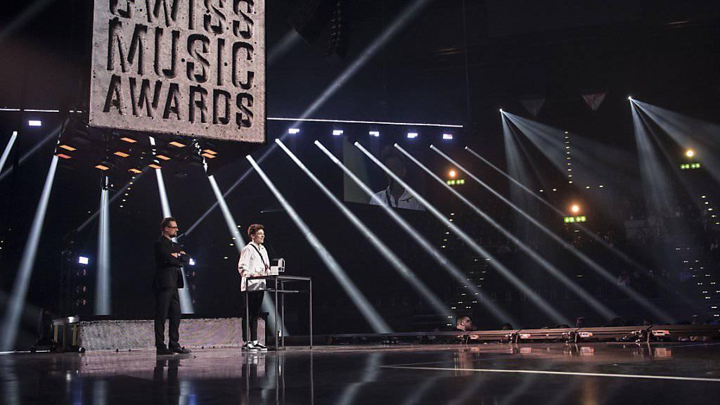 Swiss Music Awards 2019 in Luzern