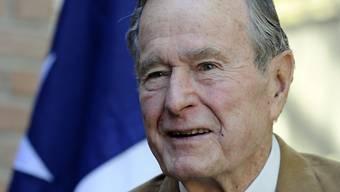 George H. W. Bush verbrachte fast sein ganzes Leben gemeinsam mit seiner Frau Barbara. Nun stirbt er rund ein halbes Jahr nach ihr.