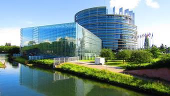 Soll auch inwändig grüner werden: Das EU-Parlament in Strassburg.