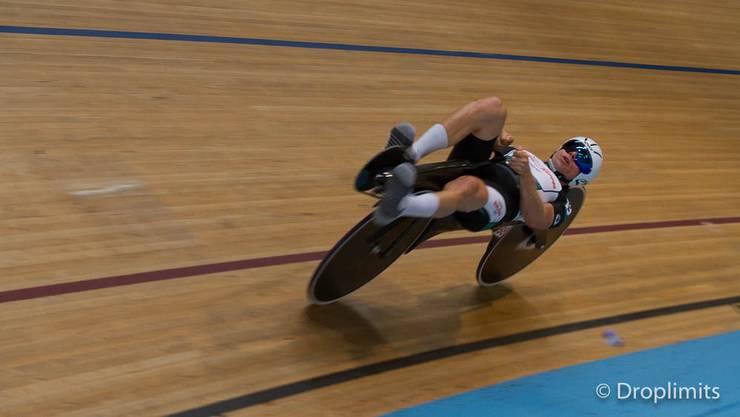 Der Deutsche Alain Hinzen will am 8. Juli den aktuellen Weltrekord angreifen.