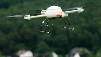Drohnen werden immer kleiner, günstiger und stabiler. Foto: Keystone